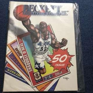 Beckett Basketball Monthly - September 1994 issue