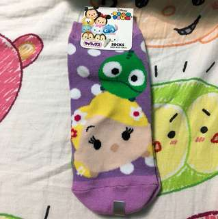 BN Official Rapuzel Tsum Tsum Socks