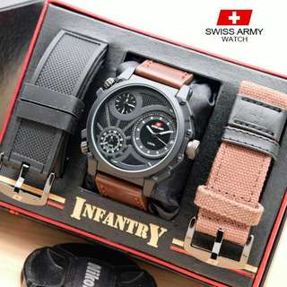 Jam Invantry Paket
