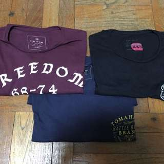 Graphic Tees from Cotton On XXS