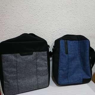 🚚 側揹包包 (黑色&藍色)