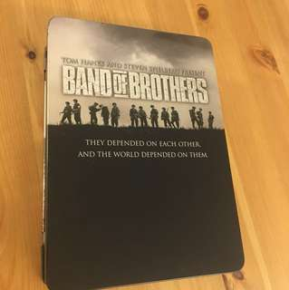 Band of Brothers DVD Tin Set