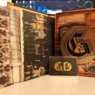 GD One of a Kind album