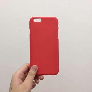 Iphone 6g/6s slim matte case