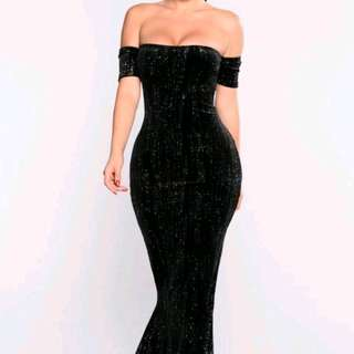 Brand New Fashionova Very Elegant Dress