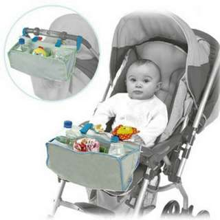 Convenient Baby Stroller Front Pouch