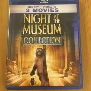 Night at the Museum 3 movies collection blu-ray