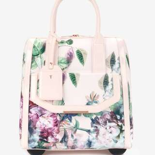 Ted Baker Peony Travel Bag 100%New 連牌 出Trip連牌