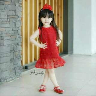Dress Anak | Larissa Dress