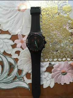 Swatch big crono