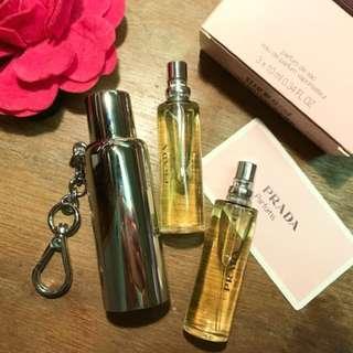 New Prada parfum de sac