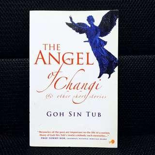 The angel of changi