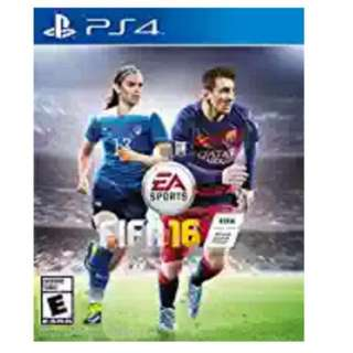 PS4 Game: FIFA 16