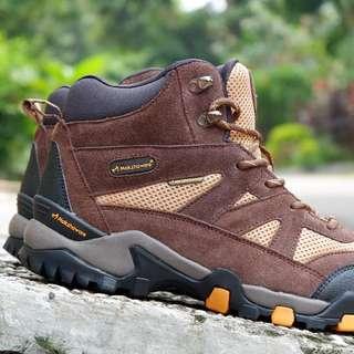 Sepatu gunung ori mokzhaware not eiger consina tnf columbia karrimor delta snta