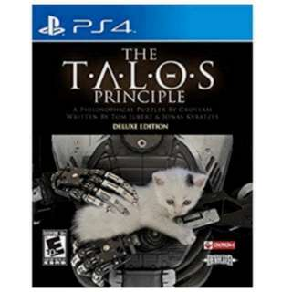PS4 Game: The Talos Principle