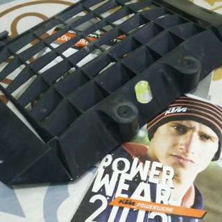 KTM Cover Radiator