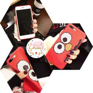 Elmo iPhone Case