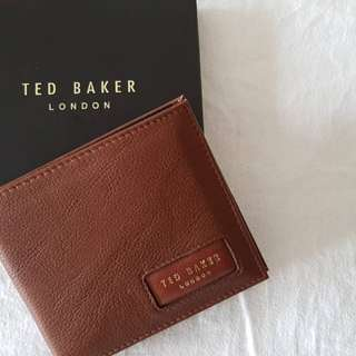 Tedbaker London mens leather wallet