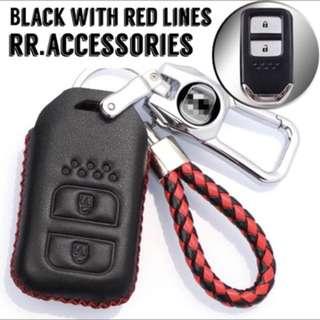 Honda 2 button type key pouch