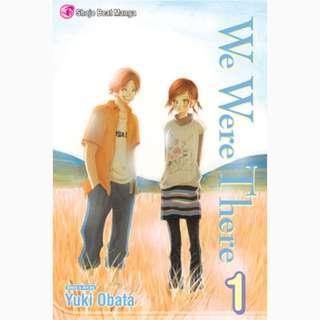 We Were There (Japanese Manga)