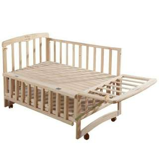 MULTIFUNCTIONS BABY COT