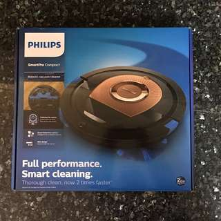PHILIPS Robotic vacuum cleaner FC8776
