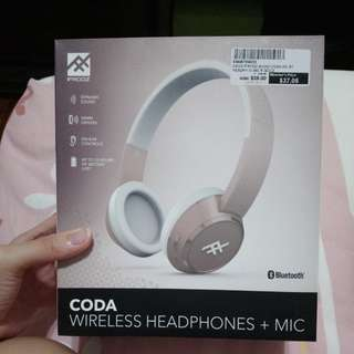 BNIB Coda wireless headphones