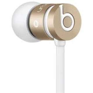 Beats - urBeats 入耳式耳筒 (金色)