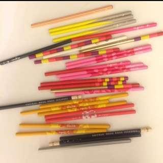 Agnes b. Pencils