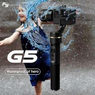 Rental: Feiyu G5 GoPro Gimbal