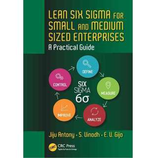 Lean Six Sigma for Small and Medium Sized Enterprises A Practical Guide