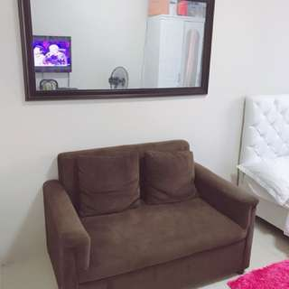 2 seater classy couch sofa