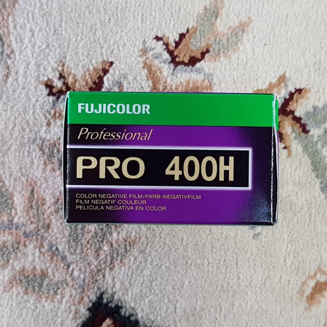 35mm Fujifilm Fujicolor Pro 400H Professional 400 H Fresh Film ( iso 400 ) 135 film format
