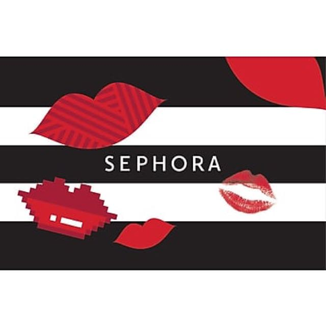 50$ SEPHORA GIFTCARD