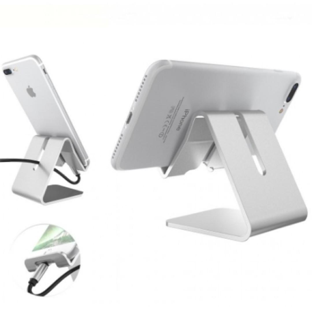 桌上鋁合金手機支架