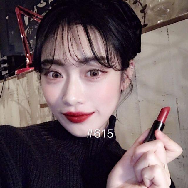 韓國品牌잉가絲絨唇膏
