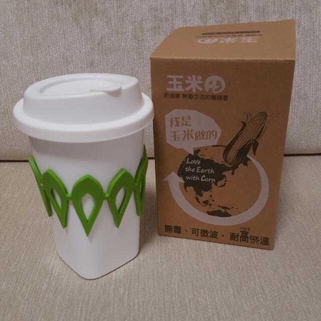 全新 玉米製環保杯 台灣製造