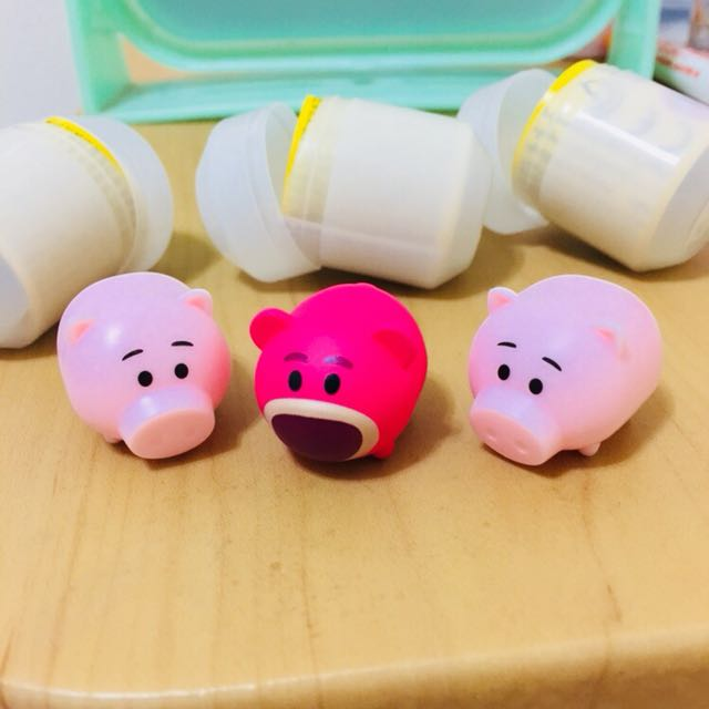玩具總動員 火腿豬 現貨