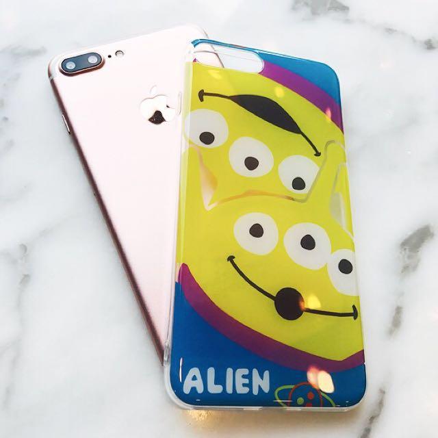 [新品] iphone 三眼怪軟殼手機殼