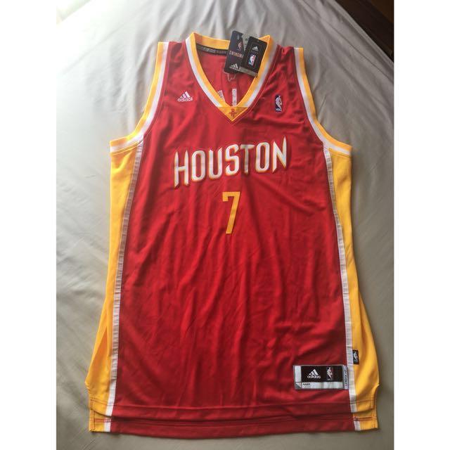 全新,adidas NBA休士頓 男版球衣