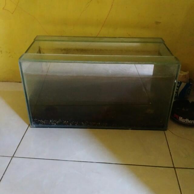 Aquarium P. 40 x L. 20.x T. 21