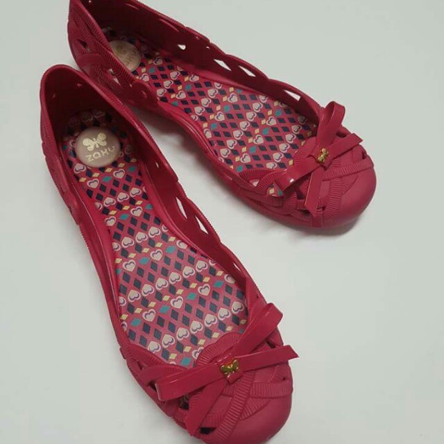 Authentic 6Zaxy Pink Shoes