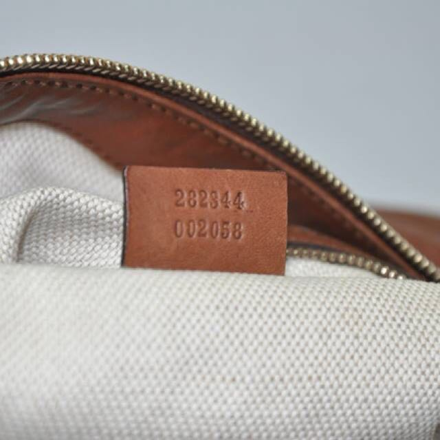 Authentic Vintage Gucci HOBO
