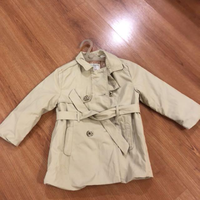 Authentic Zara Coat