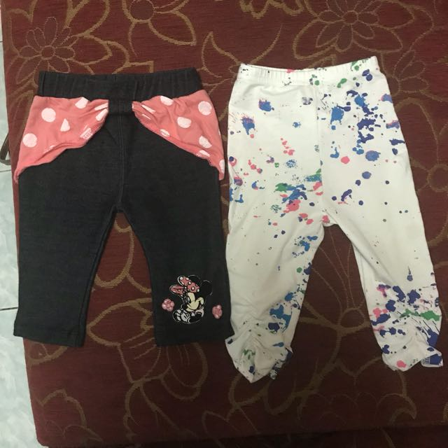 Baby Girl Legging & Soft Jeans