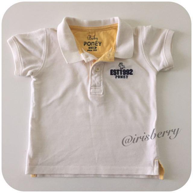 Baby Poney Boys T'Shirt