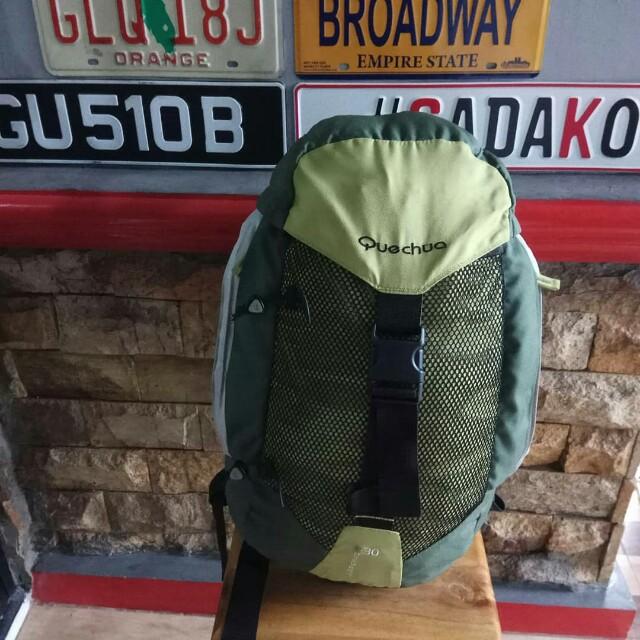 Backpack quechua