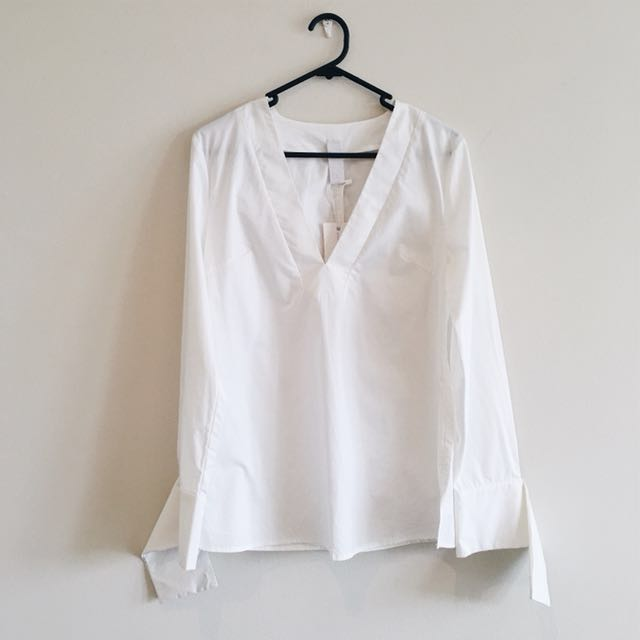 BC the Label wide shirt NWT
