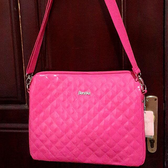 Bershka laptop bag