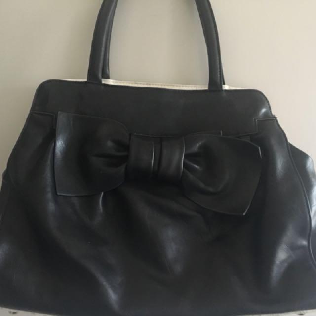 Black Collette Bag